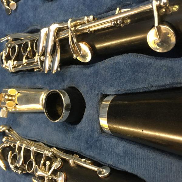 Clarinet/Bassett Horn/Bass Clarinet